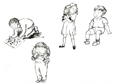 Website-Children Sketches