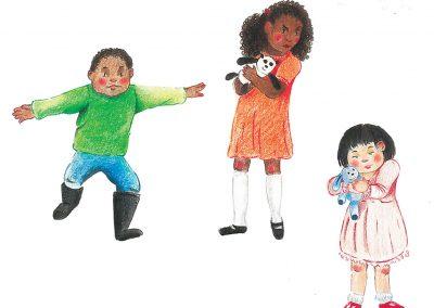 Website Children Sketches 2