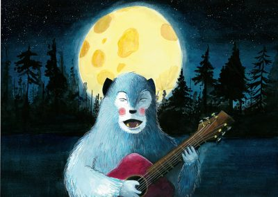 Website Yeti and her Guitar